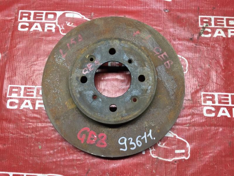 Тормозной диск Honda Fit Aria GD8 передний (б/у)