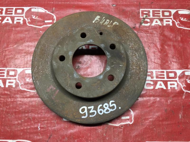 Тормозной диск Mazda Familia BHALP передний (б/у)