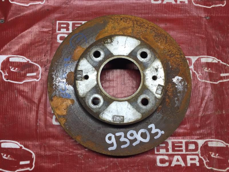 Тормозной диск Mitsubishi Galant EA7A передний (б/у)