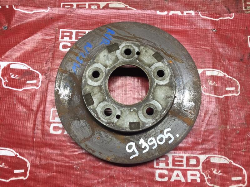Тормозной диск Mitsubishi Rvr N23W передний (б/у)