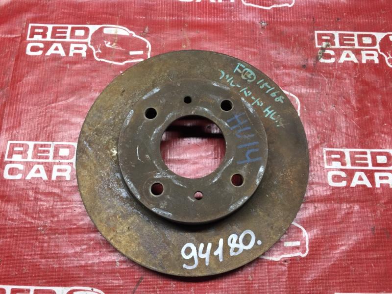 Тормозной диск Nissan Bluebird HU14 передний (б/у)