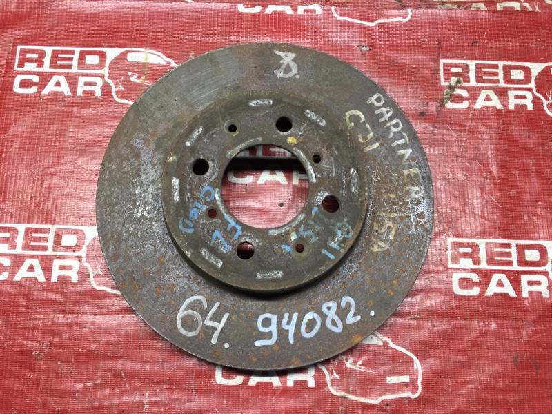 Тормозной диск Honda Airwave GJ1 передний (б/у)
