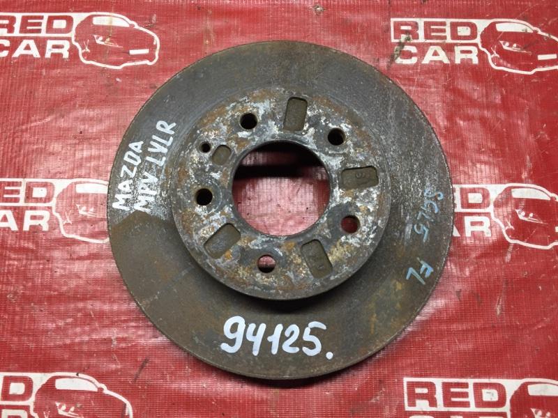 Тормозной диск Mazda Bongo Friendee SGL5 передний (б/у)