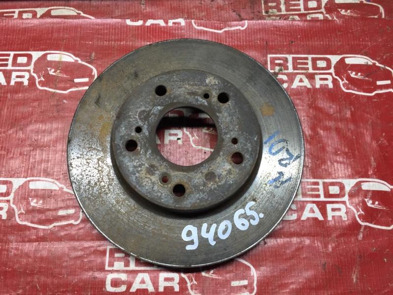 Тормозной диск Honda Cr-V RD1 передний (б/у)