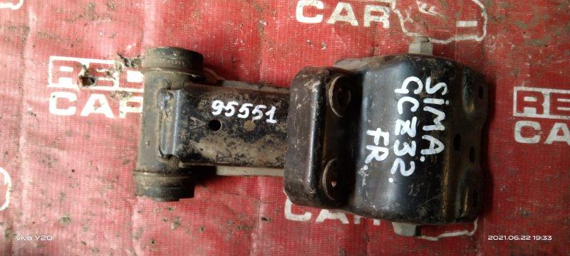 Рычаг Nissan Cima GCZ32 передний правый (б/у)