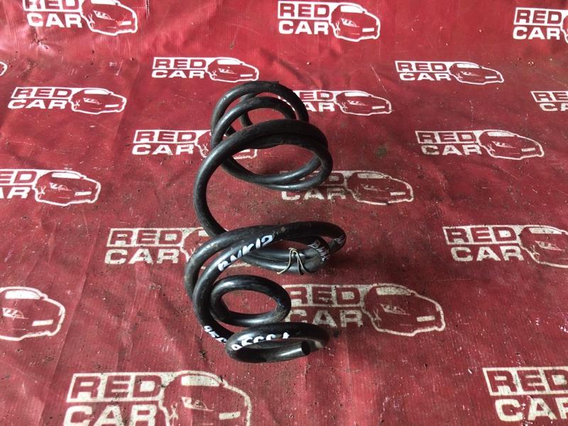 Пружина Nissan March BNK12-010857 CR14 2003 задняя (б/у)