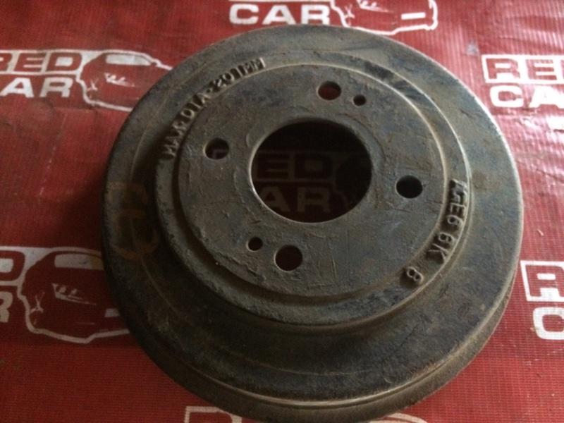 Тормозной барабан Honda Orthia EL3 B20B задний (б/у)
