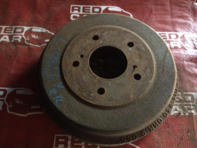 Тормозной барабан Nissan Liberty PM12 SR20 задний правый (б/у)