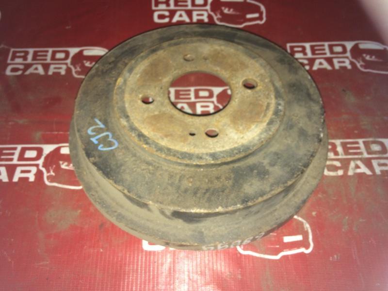 Тормозной барабан Honda Airwave GJ2 L15A задний (б/у)