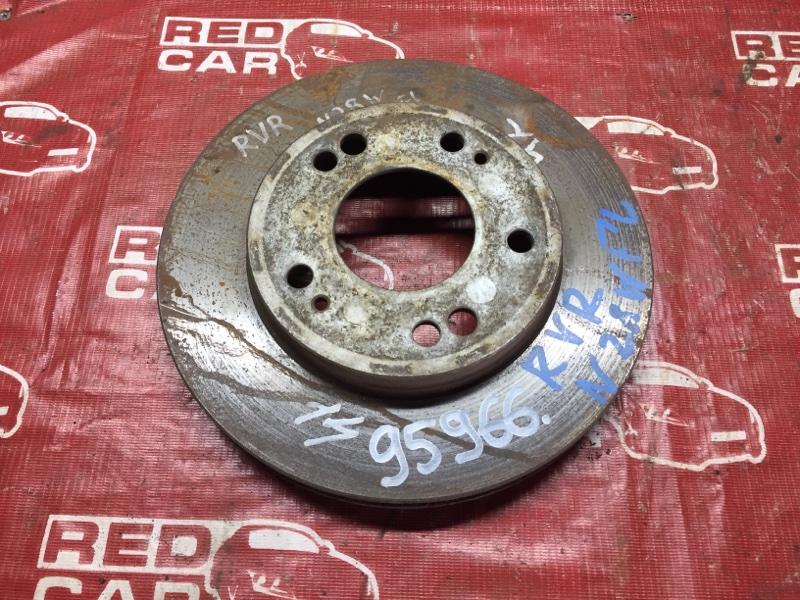 Тормозной диск Mitsubishi Rvr N28W передний (б/у)
