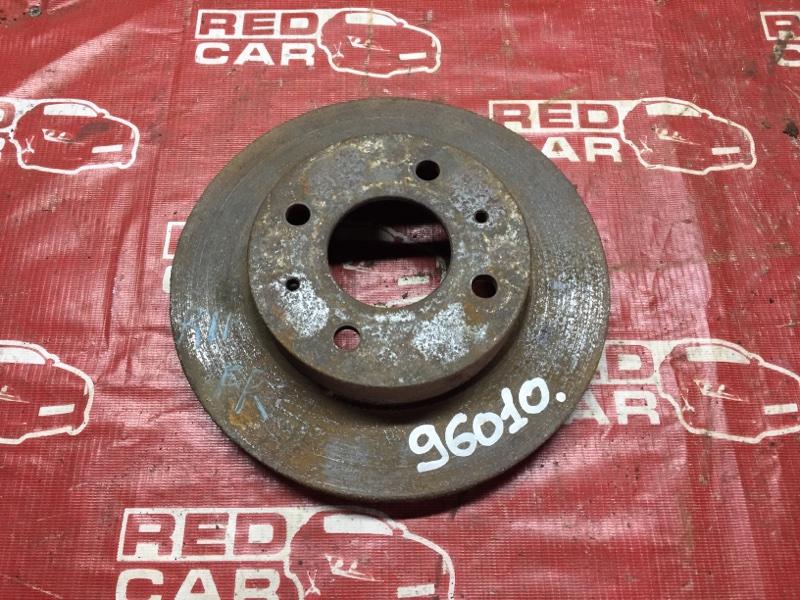 Тормозной диск Nissan Presea R11 передний (б/у)