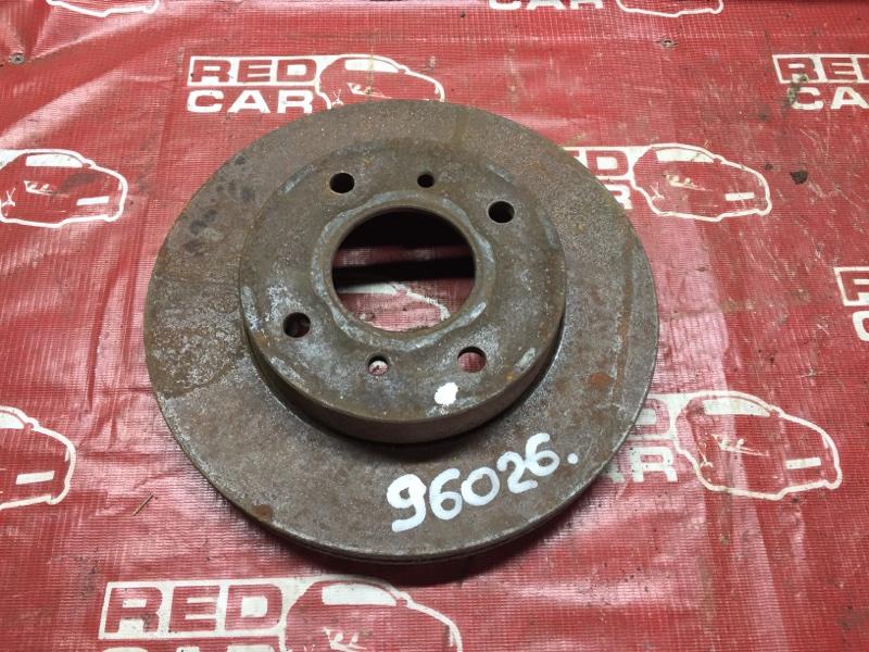 Тормозной диск Nissan Bluebird EU14 передний (б/у)