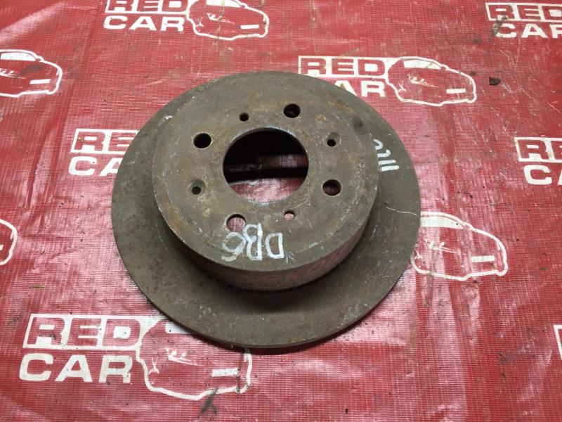 Тормозной диск Honda Integra DB6 задний правый (б/у)