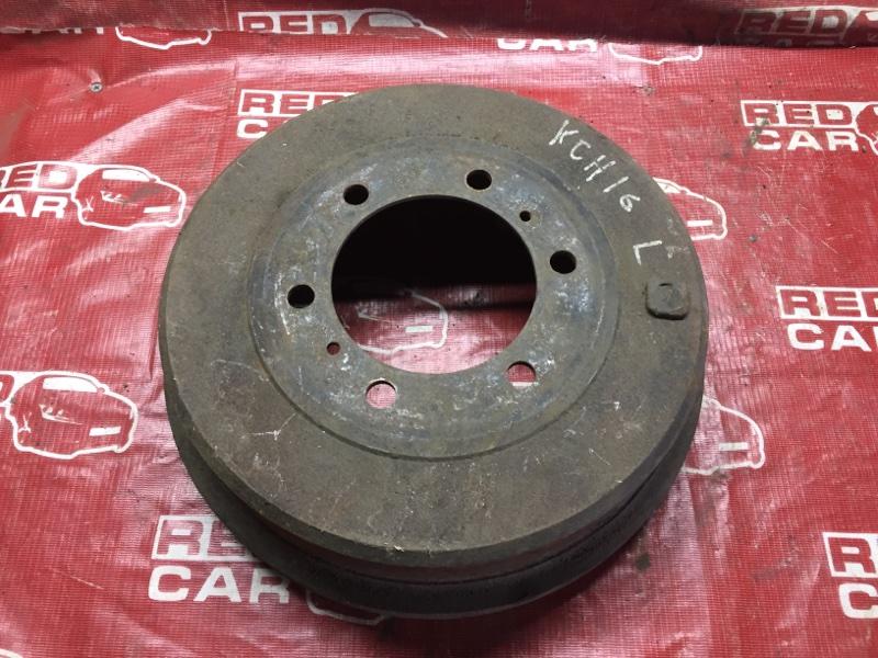 Тормозной барабан Toyota Granvia KCH16 1KZ задний левый (б/у)