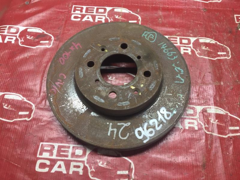 Тормозной диск Honda Civic EK5 передний (б/у)