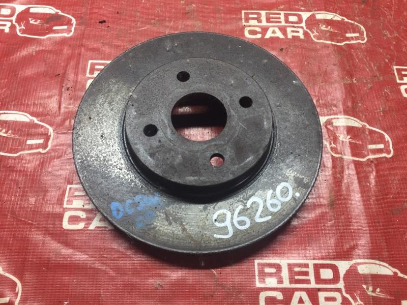 Тормозной диск Mazda Verisa DC5W передний (б/у)