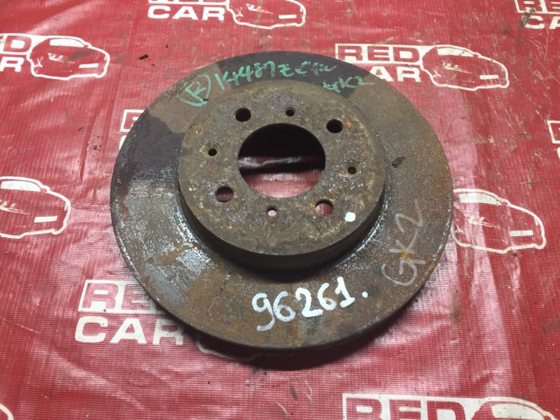 Тормозной диск Honda Mobilio GK2 передний (б/у)