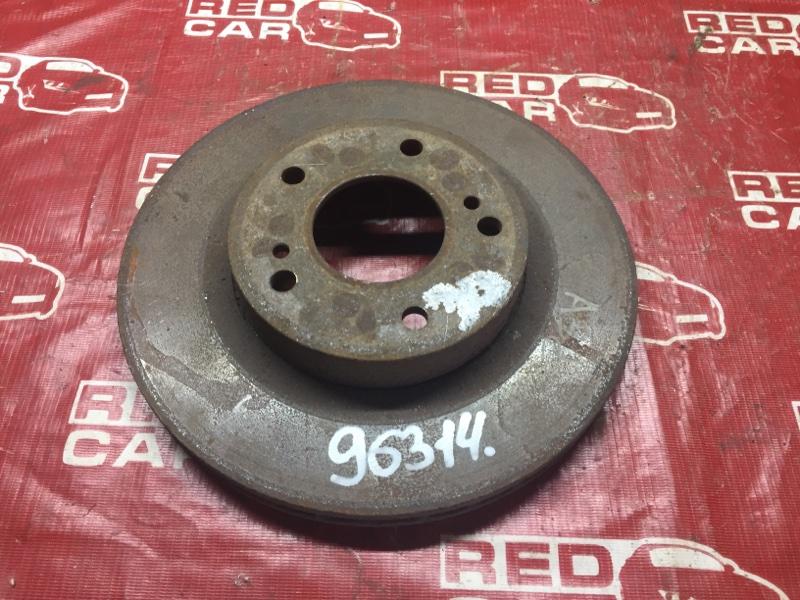 Тормозной диск Nissan Cefiro A32 передний (б/у)