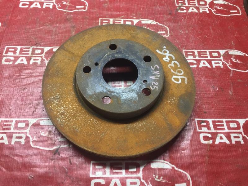 Тормозной диск Toyota Camry Gracia SXV25 передний (б/у)