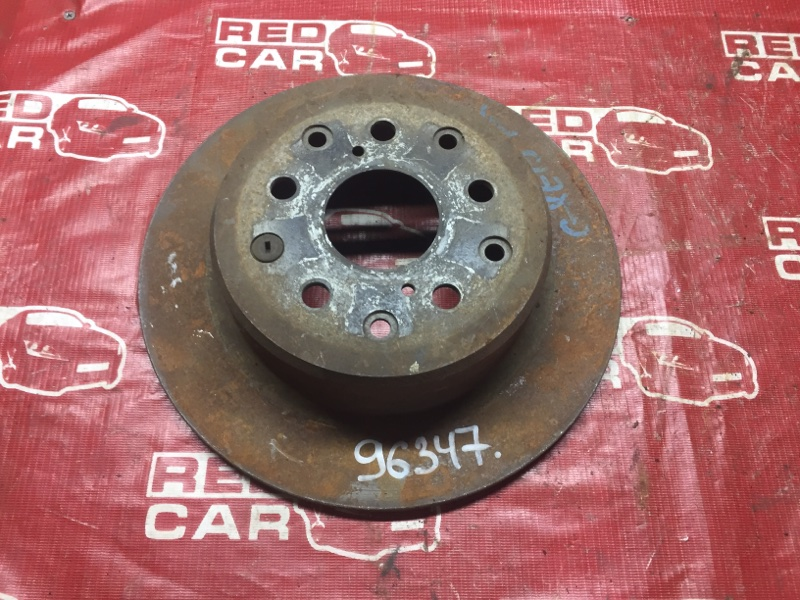 Тормозной диск Toyota Altezza GXE15 задний (б/у)