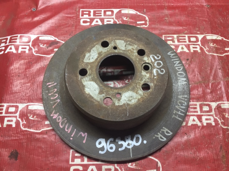 Тормозной диск Toyota Windom VCV11 задний (б/у)