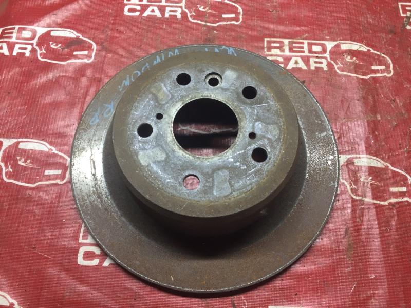 Тормозной диск Toyota Windom VCV10 задний правый (б/у)