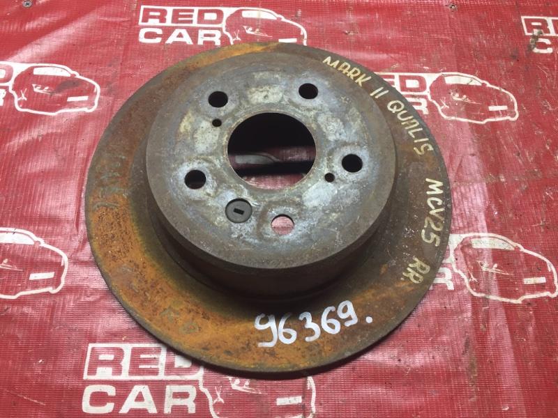 Тормозной диск Toyota Camry Gracia MCV25 задний (б/у)
