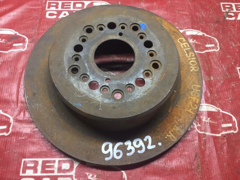 Тормозной диск Toyota Celsior UCF21 задний (б/у)