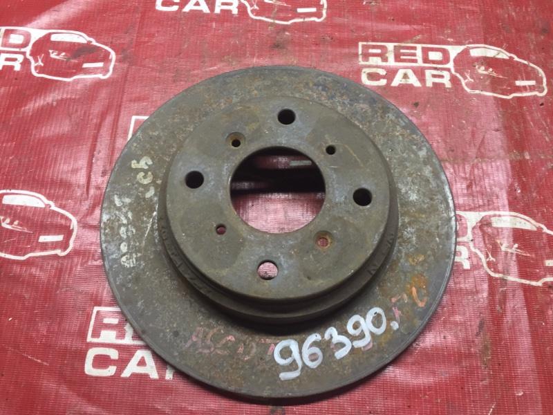 Тормозной диск Honda Ascot Innova CC5 задний (б/у)