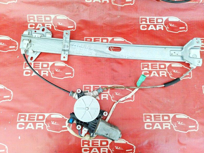 Стеклоподъемник Honda Fit GD3-2013834 L15A-1516114 2007 передний левый (б/у)