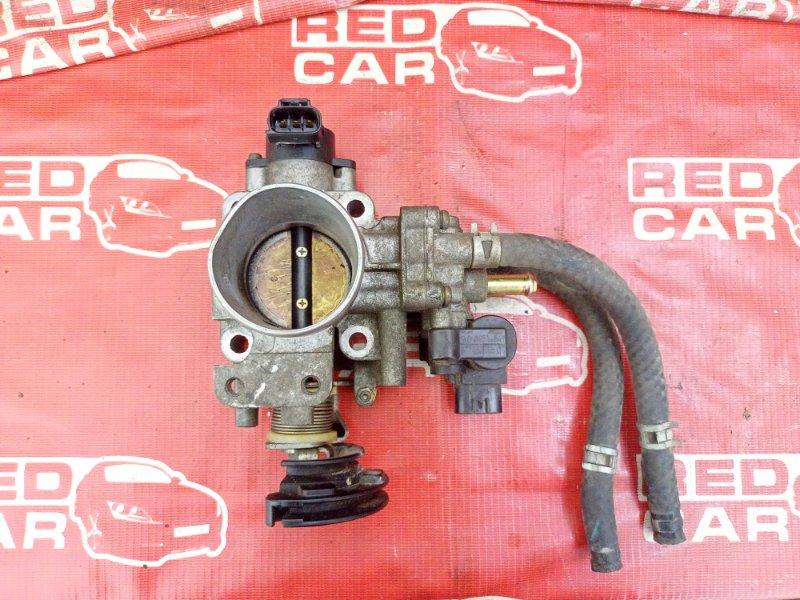 Дроссельная заслонка Toyota Sprinter Carib AE111 4A (б/у)