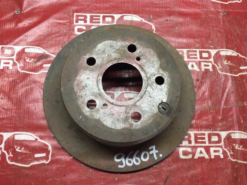 Тормозной диск Toyota Chaser GX81 задний (б/у)