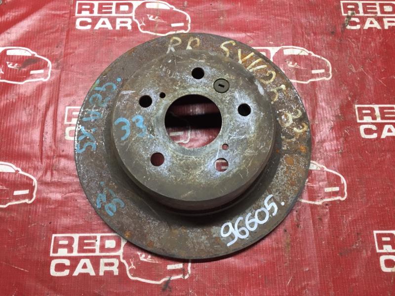 Тормозной диск Toyota Camry Gracia SXV20 задний (б/у)