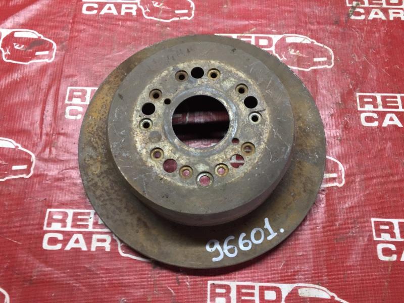 Тормозной диск Toyota Crown Majesta UZS151 задний (б/у)