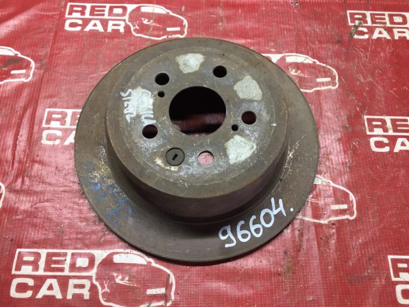 Тормозной диск Toyota Celica ST202 задний (б/у)
