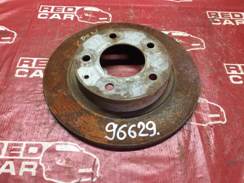 Тормозной диск Mazda Capella CP8W задний (б/у)