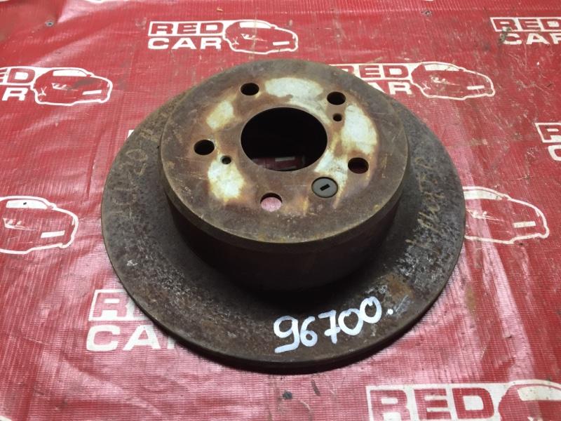 Тормозной диск Toyota Kluger ACU20 задний (б/у)
