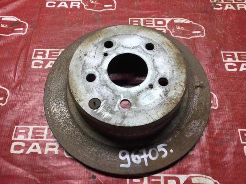 Тормозной диск Toyota Chaser JZX90 задний (б/у)