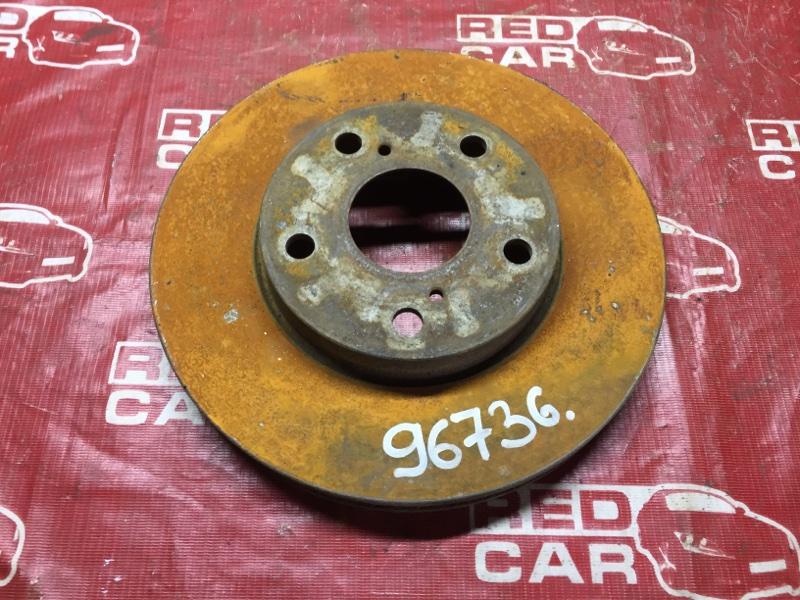 Тормозной диск Toyota Gaia SXM15 передний (б/у)