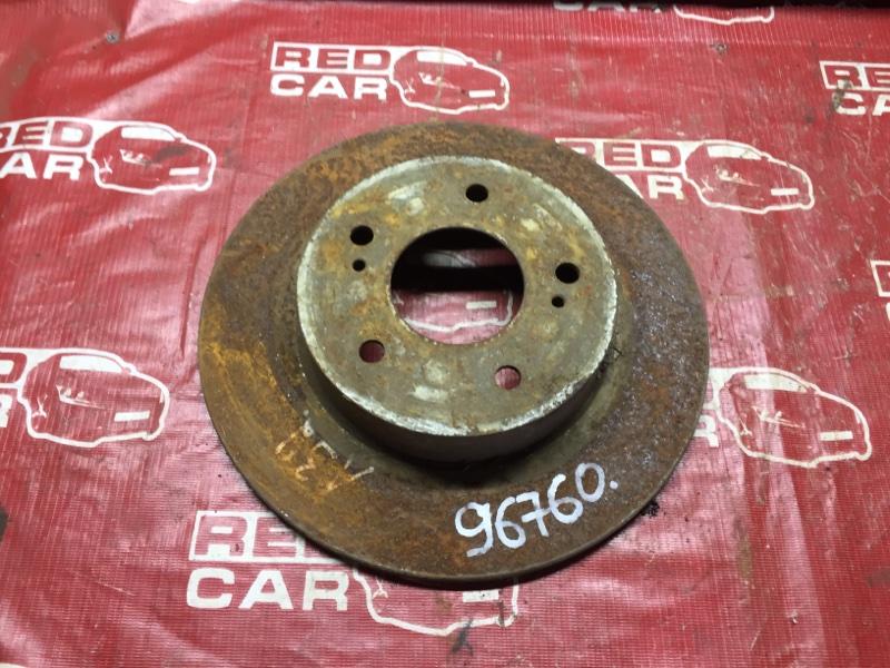 Тормозной диск Nissan Cefiro A32 задний (б/у)