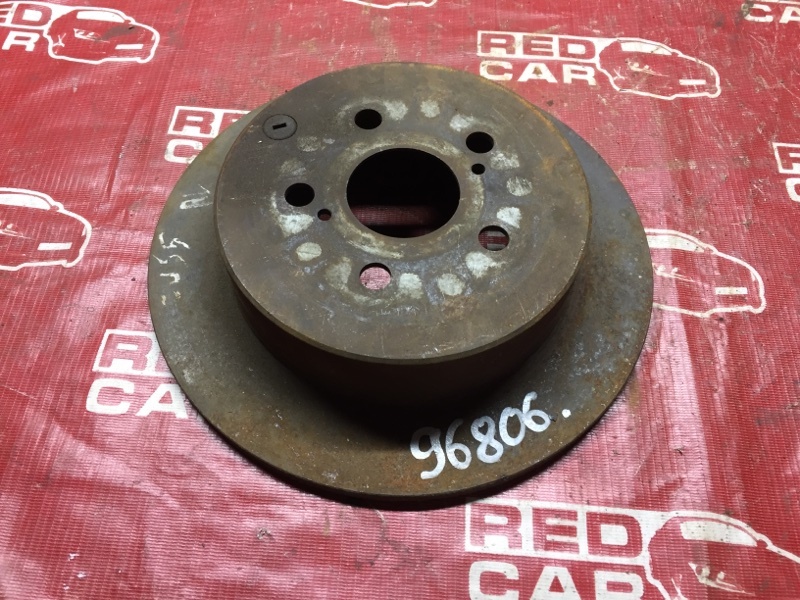 Тормозной диск Toyota Vista SV55 задний (б/у)