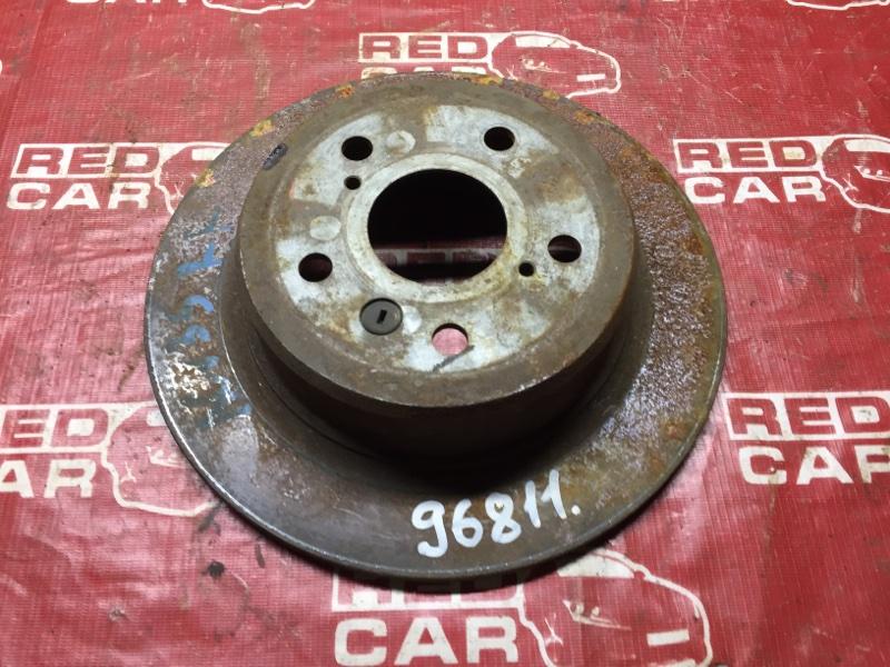 Тормозной диск Toyota Camry ACV35 задний (б/у)