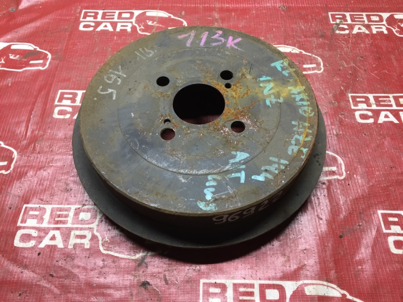 Тормозной барабан Toyota Corolla Axio NZE141 задний (б/у)