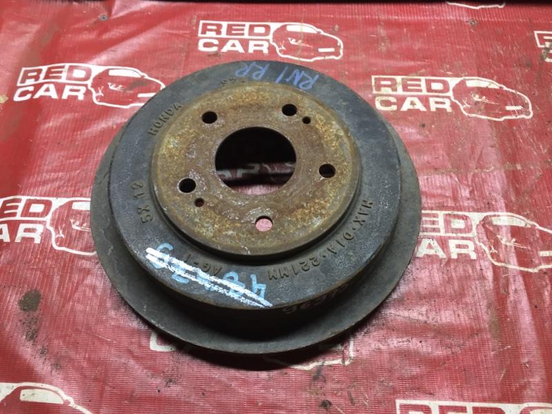 Тормозной барабан Honda Stream RN1 задний (б/у)