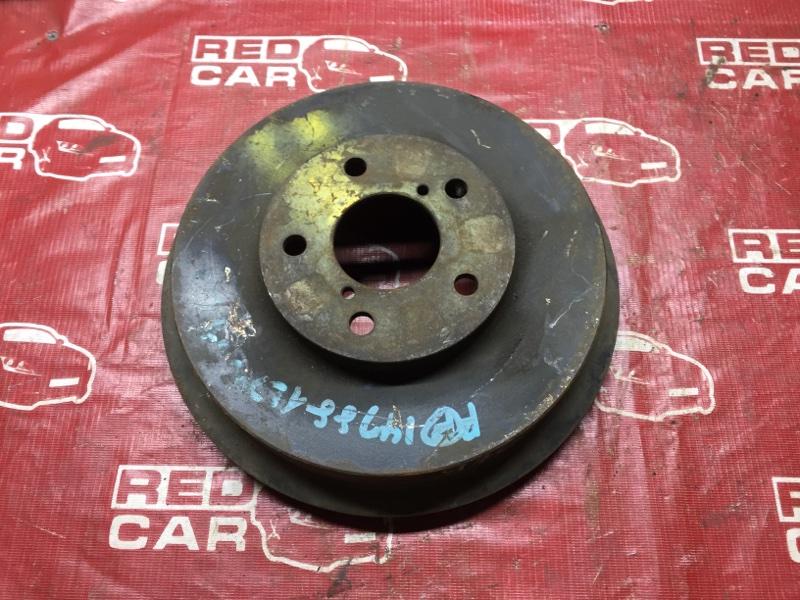 Тормозной барабан Subaru Impreza GG3 задний (б/у)