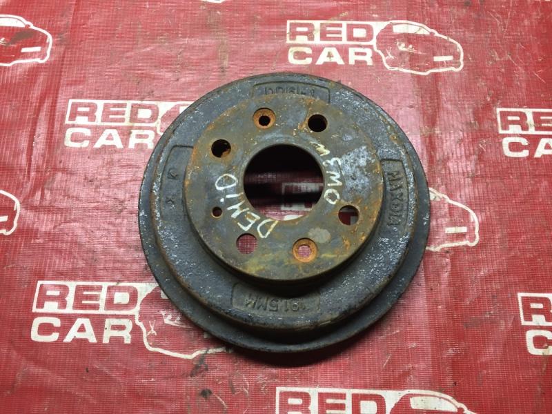 Тормозной барабан Mazda Demio DW3W задний (б/у)