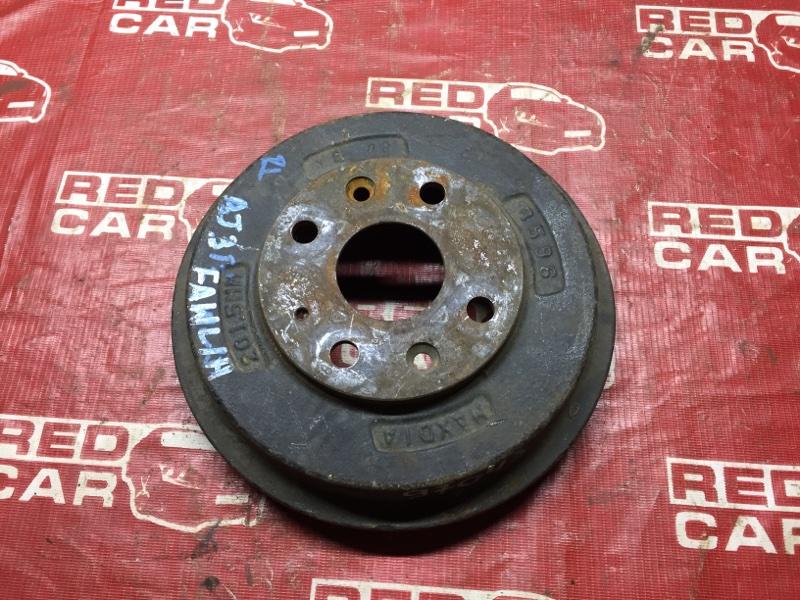 Тормозной барабан Mazda Familia BJ3P задний (б/у)