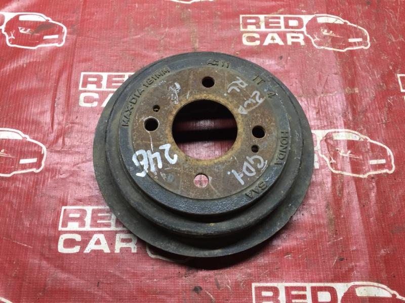 Тормозной барабан Honda Fit GD1 задний (б/у)