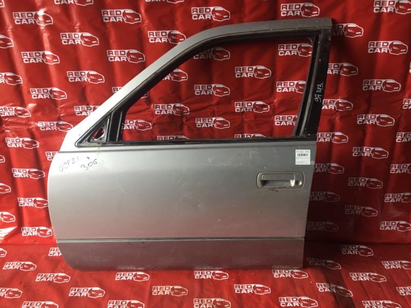 Дверь Toyota Celsior UCF21-0004694 1UZ-0487053 передняя левая (б/у)