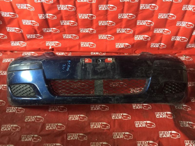 Бампер Toyota Vitz SCP10-0441005 1SZ-1137842 2003 передний (б/у)